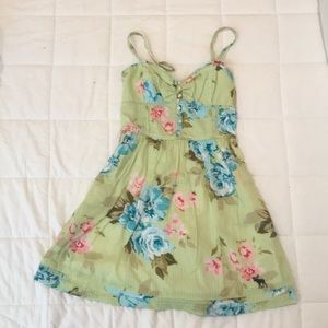 Abercrombie and Fitch Sun Dress